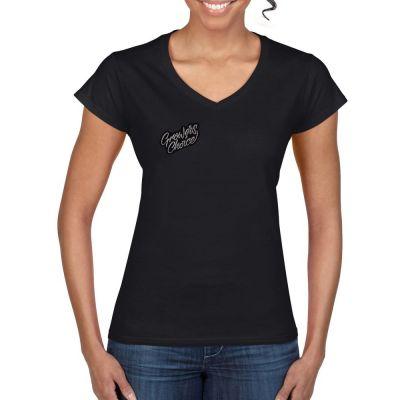 Growerschoice Tshirt black for ladies